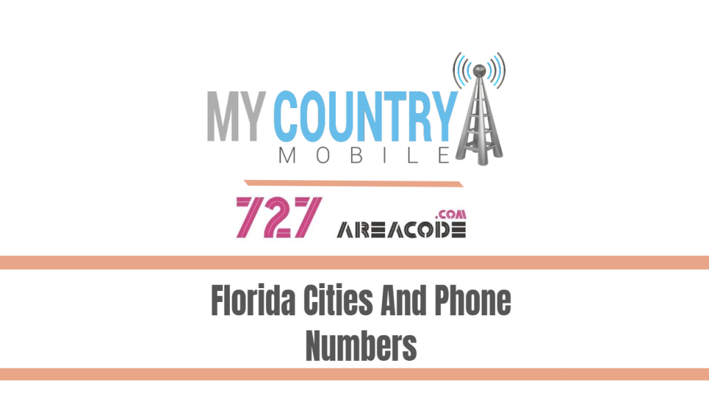 Florida Cities And Phone Numbers